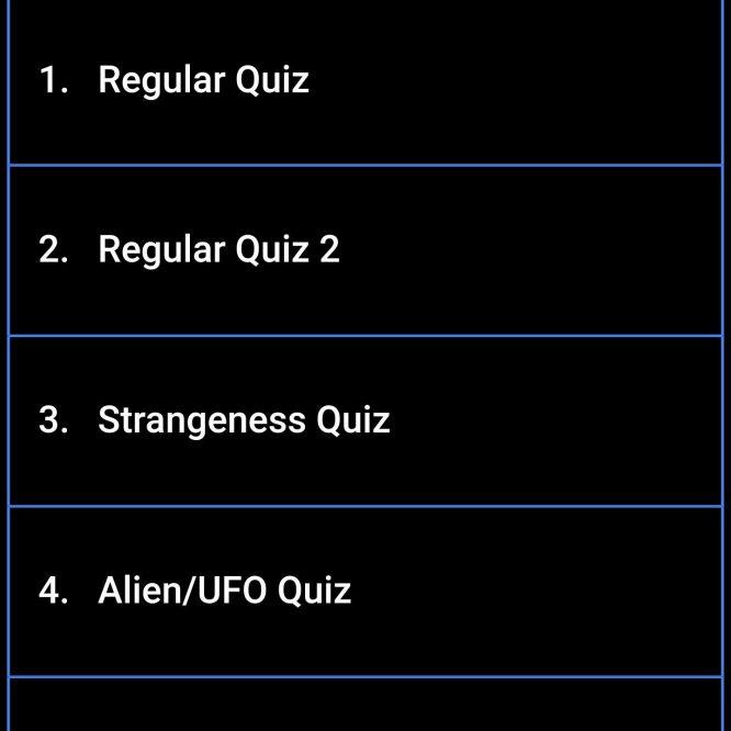 Tingkatan Kesulitan Quizzler Pro Quiz Semua Versi